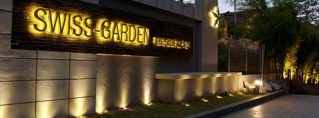 Swiss Garden Residences Entrance