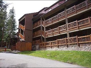 Wonderful Slope Views from Balcony - Short Shuttle Ride to Downtown Breckenridge (13400)