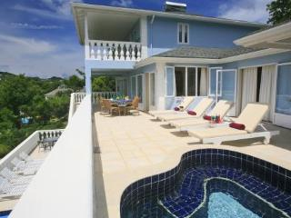Blue Moon at Cap Estate, Saint Lucia - Ocean View, Golf Course View, Pool