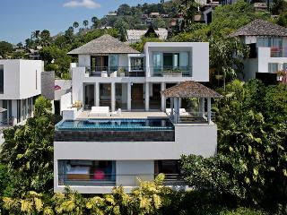 Villa Sammasan - 3BR Luxury Ocean View Surin Beach, Choeng Thale