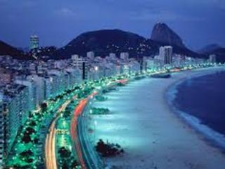 Copacabana by night