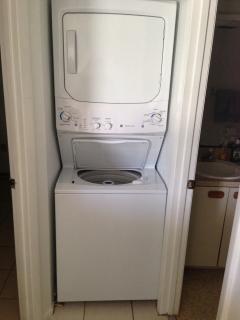 In Unit Washer/Dryer