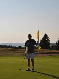 Don't forget our beautiful Golf Courses!