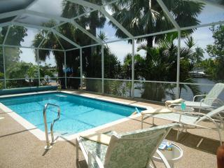 Villa Marietta - Direct access Gulf of Mexiko, Cape Coral