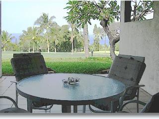 Country Club Villas  119 2/2 golf/oceanview, Kailua-Kona