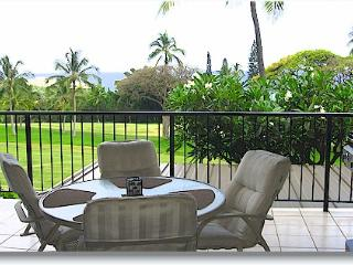 Country Club Villas 223  2/2 Ocean NO BOOKING FEE, Kailua-Kona