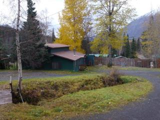 Nearest rental home to Kenai/Russian R. Confluence