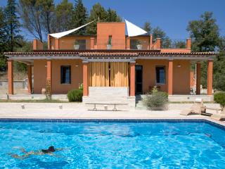 magnificent villa with swimming pool in the tuscan hills, Arezzo