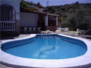 Villa in Sayalonga, Andalucia, Axarquia, Spain