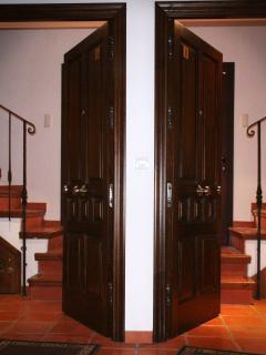 Separated Entrances