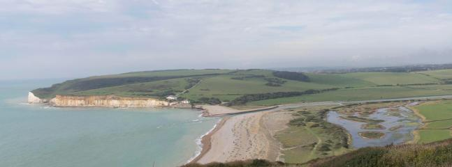Take a trip to Cuckmere Haven