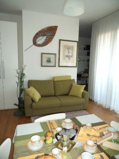The Livingroom. BOLOGNA SKYLINE is one of the most successful rentals in Bologna.
