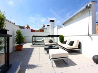 Corral del Rey Terrace 2. 1-bedroom, large terrace, Sevilha