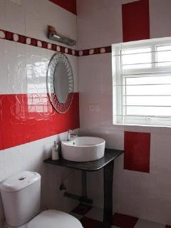 Deluxe Room 1-Bathroom View