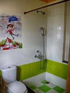 Deluxe Room 2-Bathroom view