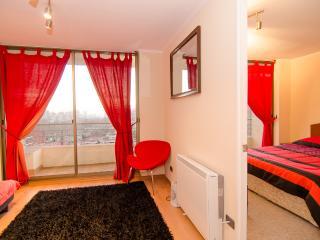 Delux apartment in Bellavista!, Santiago
