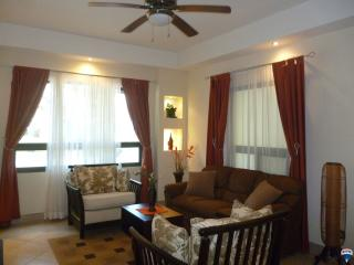 Fully furnished condo with flat screen tv's and wireless internet