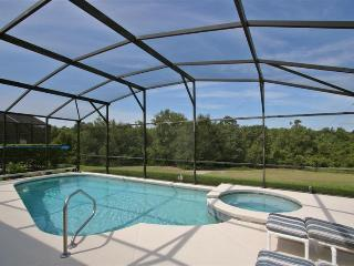 South Facing, Conservation view pool home, Kissimmee