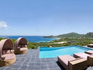 Sea La Vie: 4 bedr with views of the ocean and St Barths | Island Properties