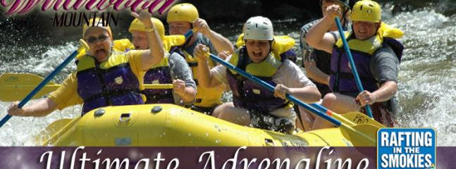 Rafting in the Smokies nearby