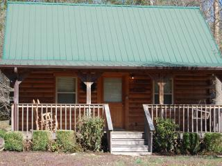 Smoky Mountain 'CREEK HEAVEN' cabin on Cosby Creek