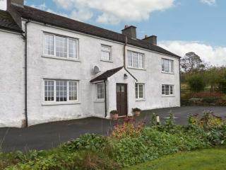 Hornsbarrow Farmhouse, 17th century cottage, open fire, off road parking, lawned garden, in Lupton, Ref 30291