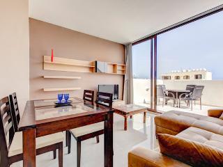 Few Minutes off Balluta Bay 1-Bedroom Penthouse