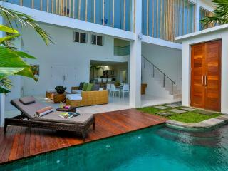 Central Seminyak Villa, 2 bedroom Modern Tropical Style with pool