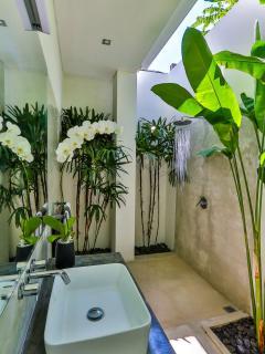 Master bedroom ground floor ensuite bathroom