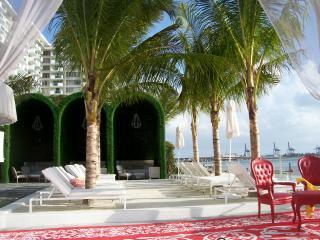 Amazing Mondrian Apartment - Huge 1 bedroom, Miami Beach