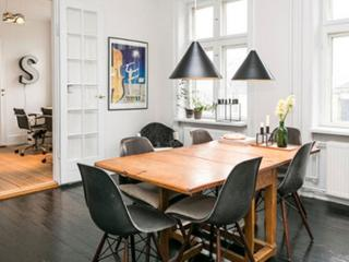 Bright and lovely Copenhagen apartment at Frederiksberg