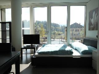 LU KKL II - Allmend HITrental Apartment, Lucerna