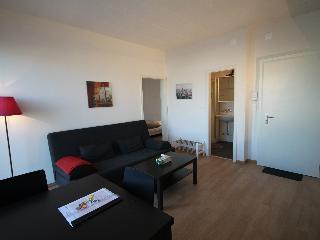 ZH Black - Letzigrund HITrental Apartment Zurich, Zúrich
