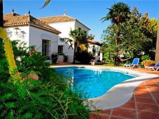 Villa in San Pedro de Alcantara, Costa del Sol, New Golden Mile (Marbella), Spain