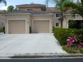 Coach Home in Gated Community in Naples Florida