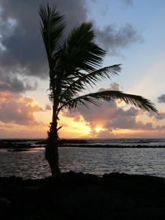 Kapoho Sunrise Hale