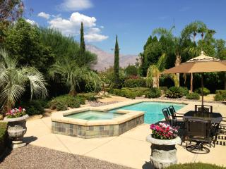 Serene Mountain Views, as Featured on House Hunters, Palm Springs
