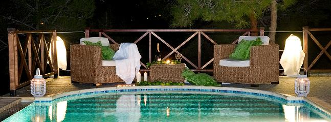 Romantic Pool View