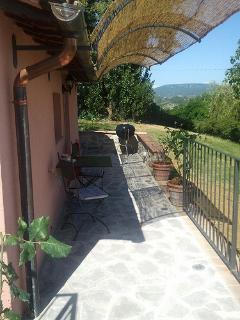 Il Sole . Villa Rosa - Montemelino