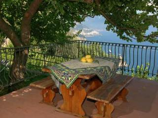 Amalfi51 house in Conca dei Marini with sea view