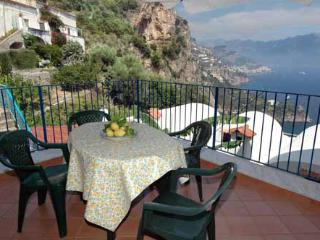 Amalfi51 house in Conca dei Marini with sea view