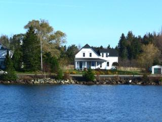 #12 Farm House by the Sea, Lunenburg  NS
