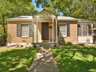Sunny & Spirited Bryker Woods Home with Yard and Sunroom – Near Downtown