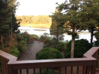 View To Marsh From Expansive Second Floor Deck