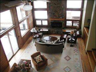 Open & Spacious Floorplan - Lovely Mountain Views (1381), Crested Butte