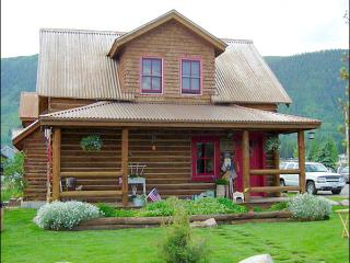 Magnificent, Restored Log Home - On the Quiet End of Main Street (1397), Crested Butte