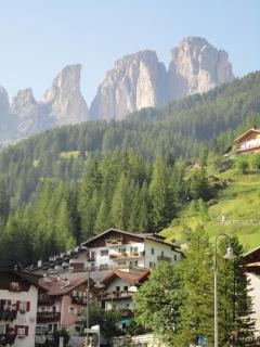 Campitello di Fassa-Residence view