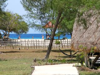 Beachfront, Deluxe Sunset Bungalow, Gili Trawangan