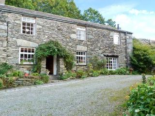 HIGH KILN BANK COTTAGE, pet-friendly cottage, stunning views, woodburner, fellside setting, Seathwaite Ref 29100