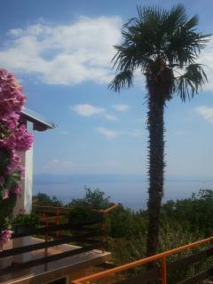 Palma overlooking Island of Krk